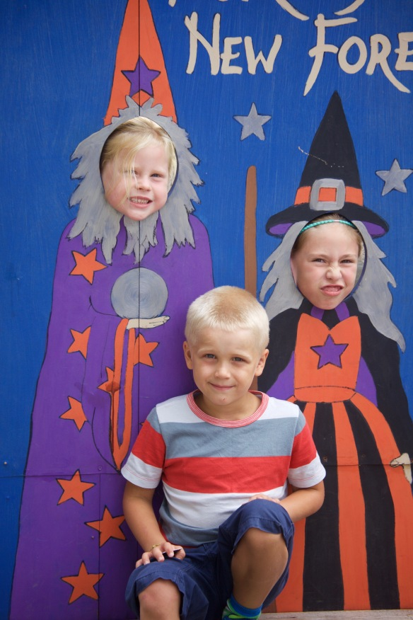 Children as witches 2