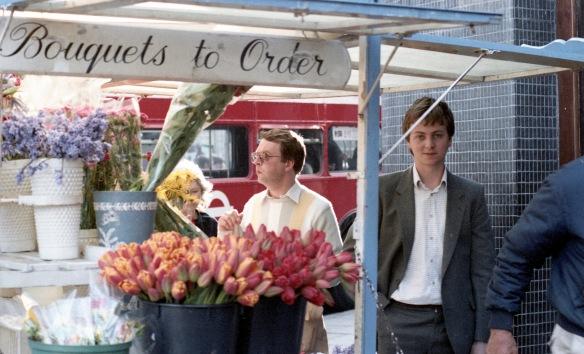 Flower stall 1 1984