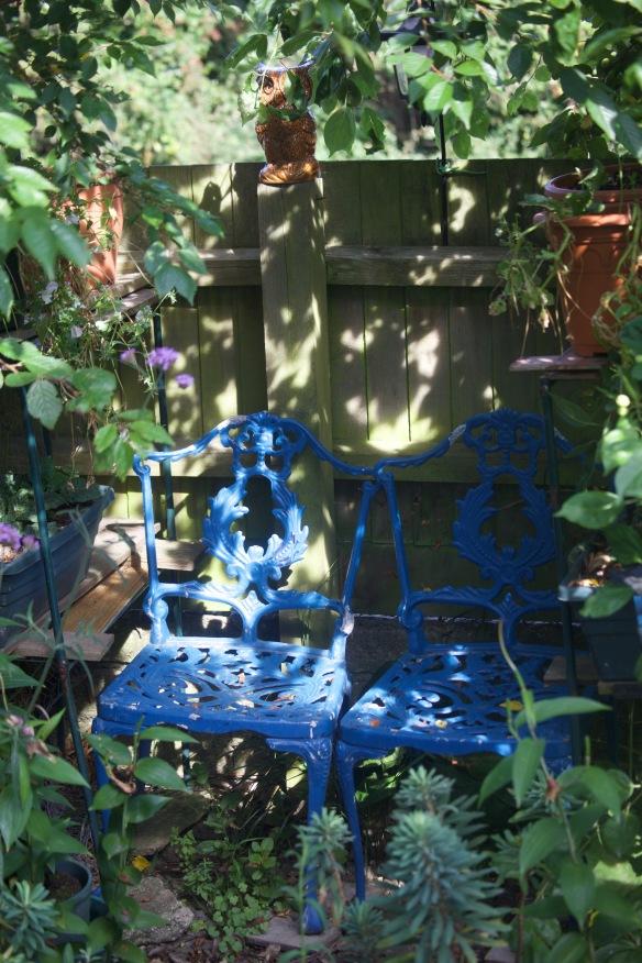 Garden Seats 1