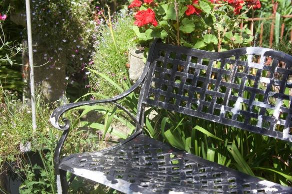 Garden Seats 7