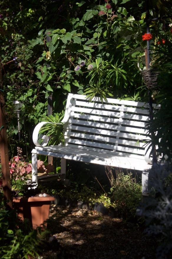 Garden Seats 12