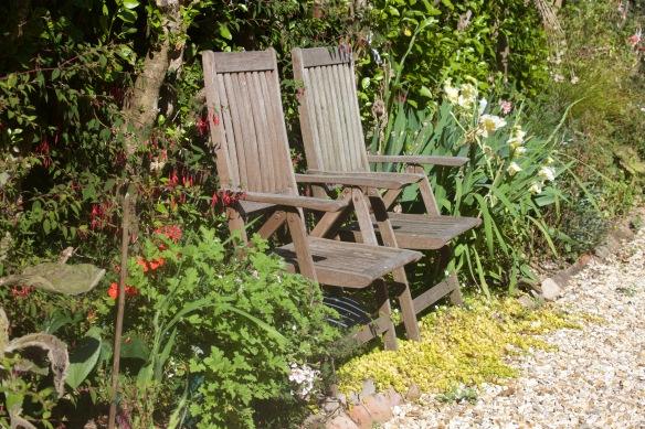 Garden Seats 14
