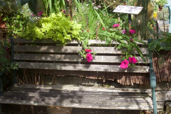 Garden Seats 2