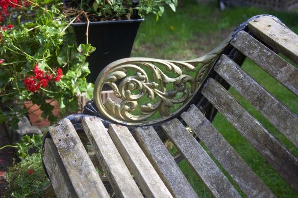 Garden Seats 4