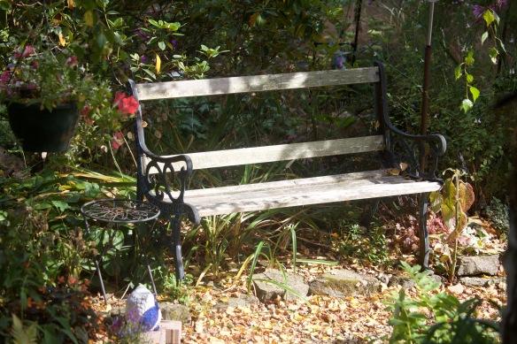 Garden Seats 5