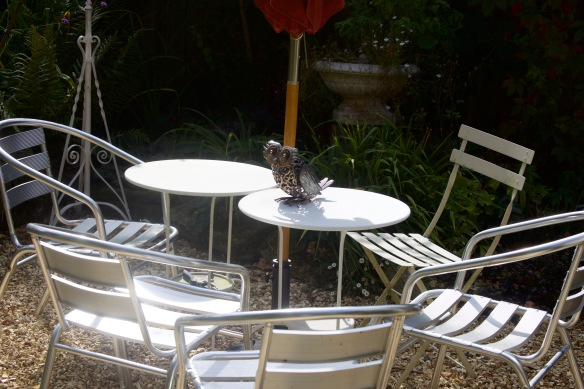 Garden Seats 6