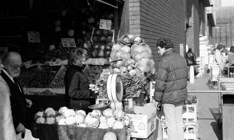 Greengrocer's 1984