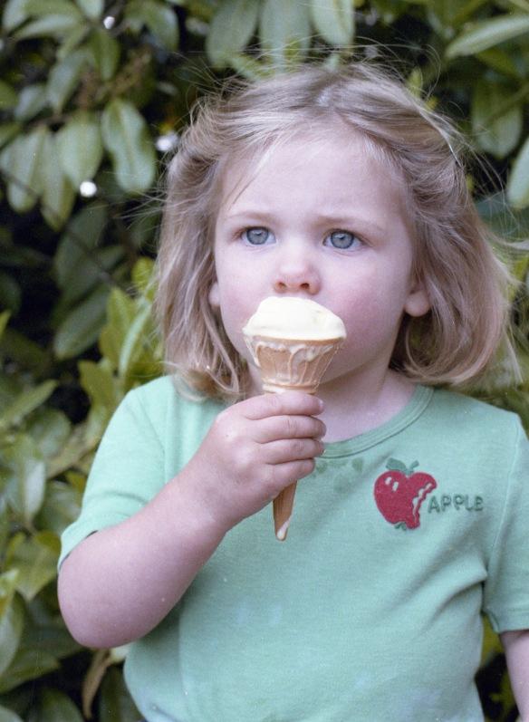 Louisa ice cream 1985 3