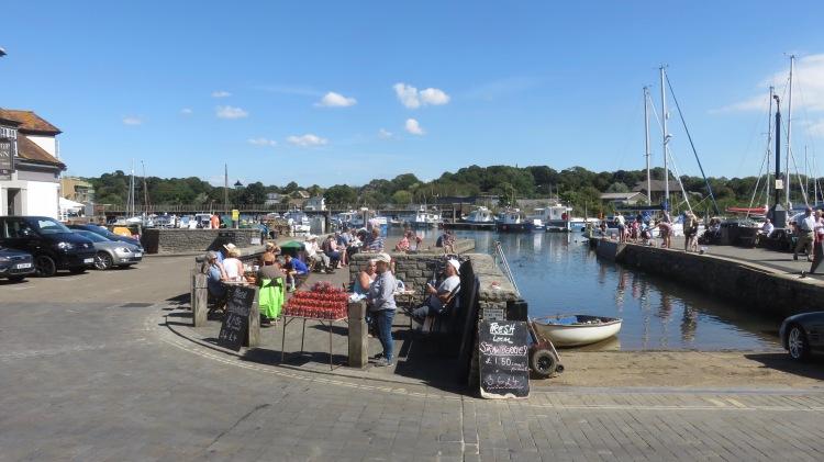 Lymington Quay 1