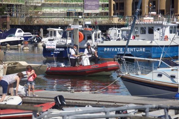Harbour master crew