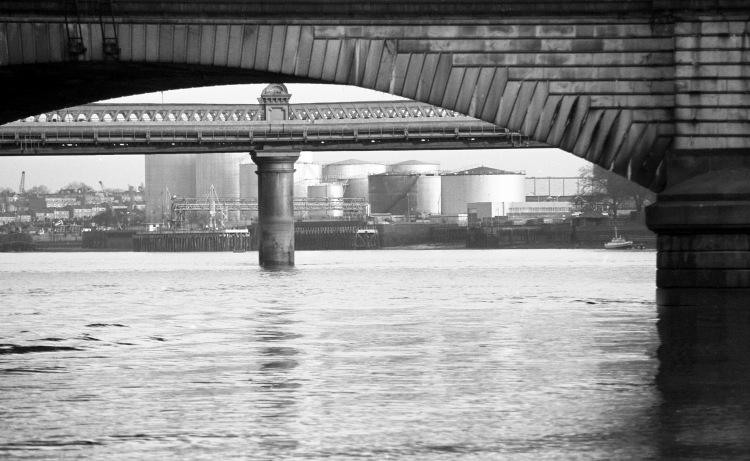 Putney Bridges 1983