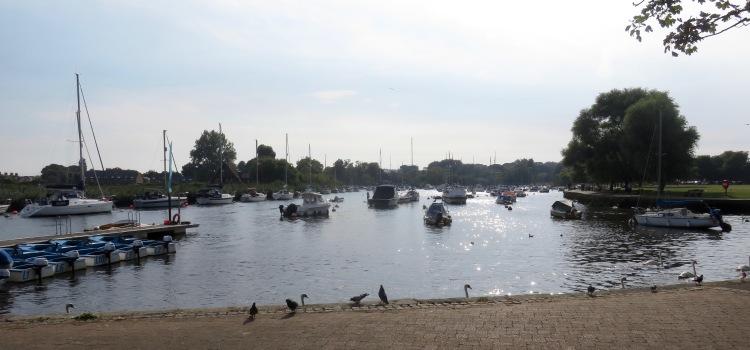 River Avon at Christchurch