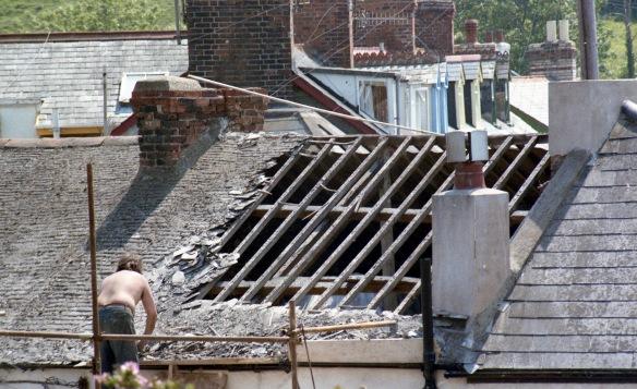 Roof repairs 1985