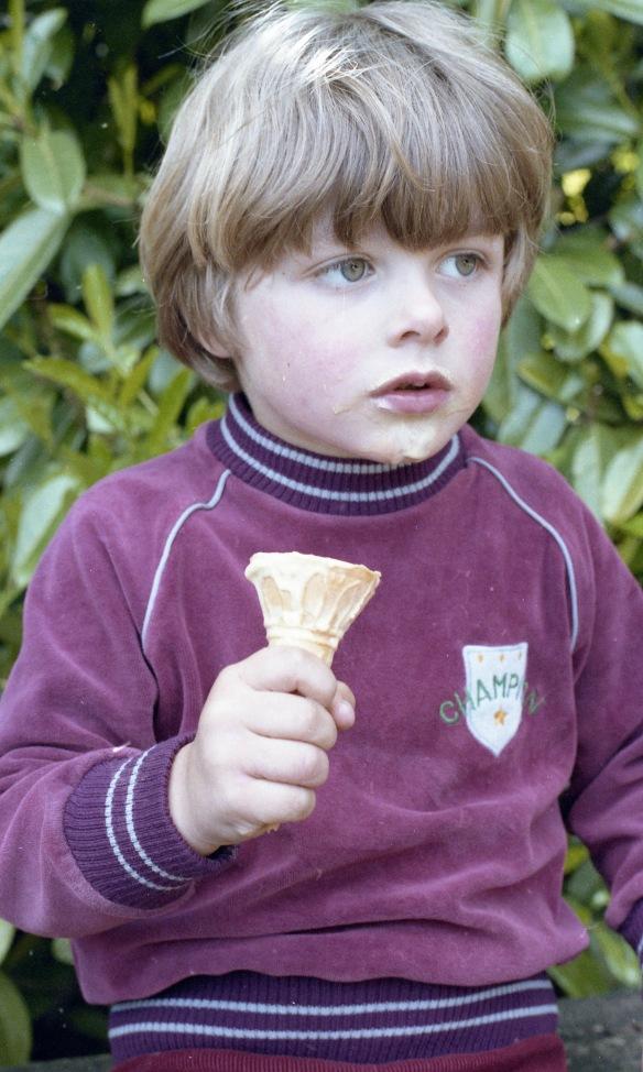 Sam ice cream 1985 1