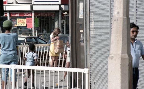 Street scene 1 1984