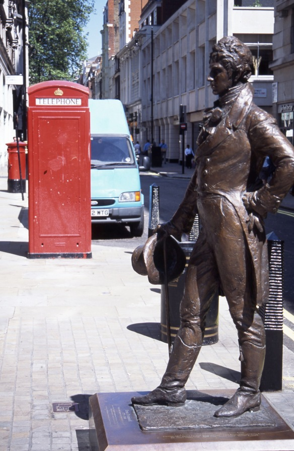 Streets of London 432