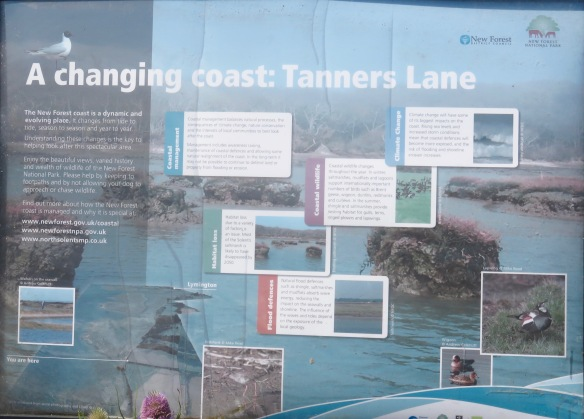 Tanners Lane sign