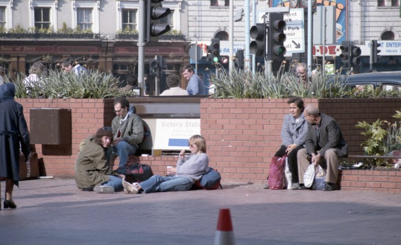 Victoria Station 1984