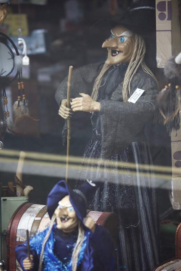Witches in window