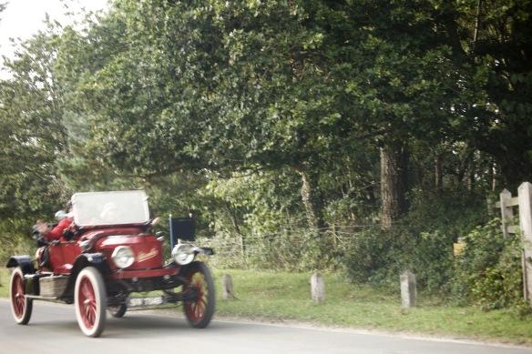 Antique car