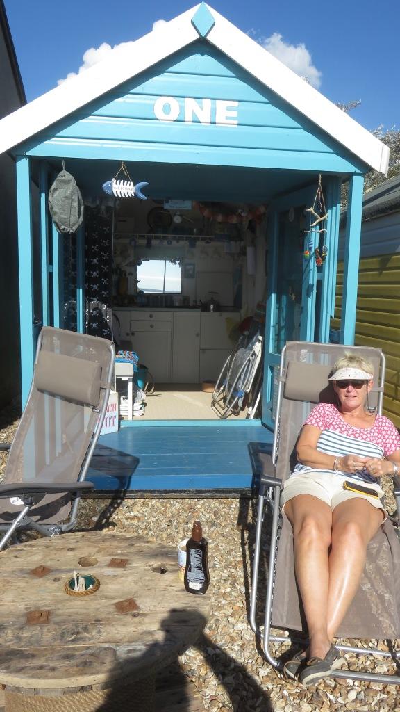 Betsy's beach hut