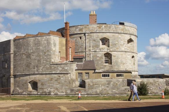 Calshot Castle 1