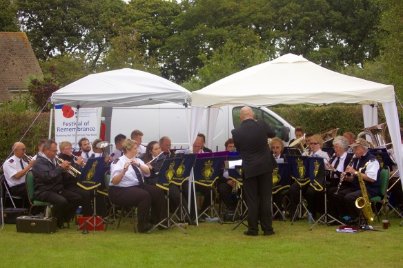 Clayesmore Pipe Band 1