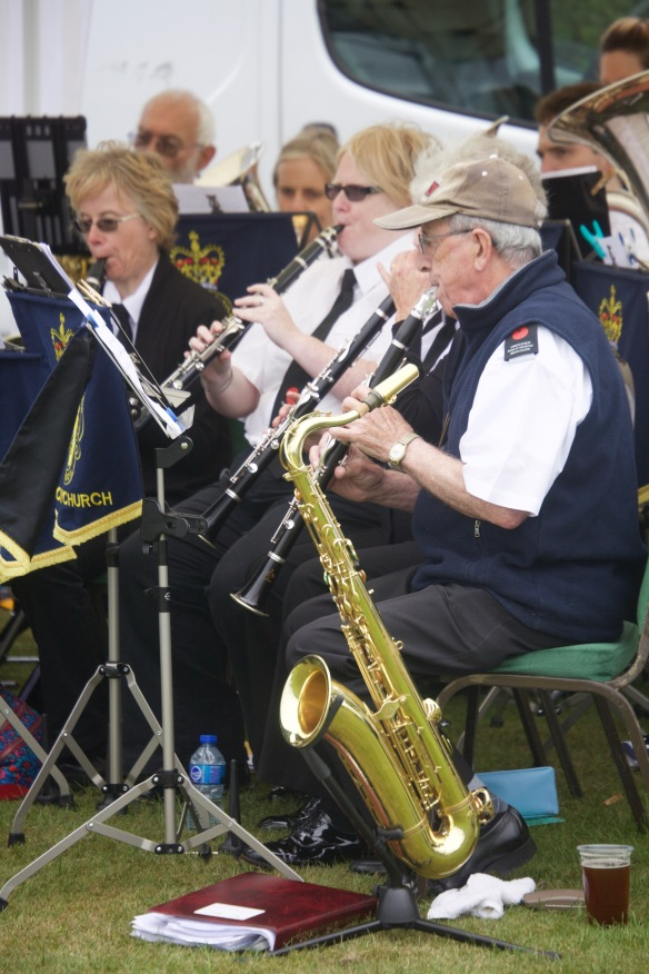 Clayesmore Pipe Band 2