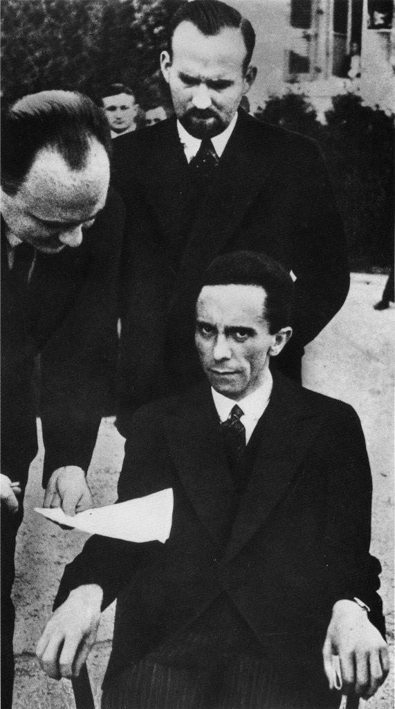 Joseph Goebbels 1933