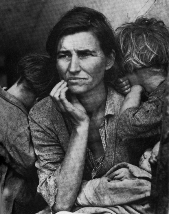Migrant mother 1936