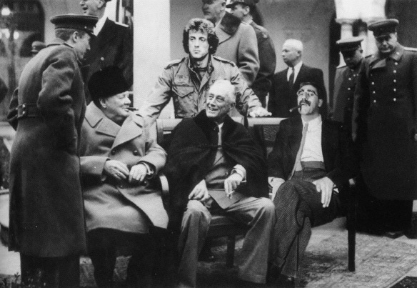 Yalta Conference? 1990