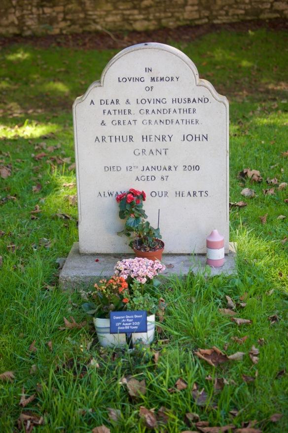Grant grave