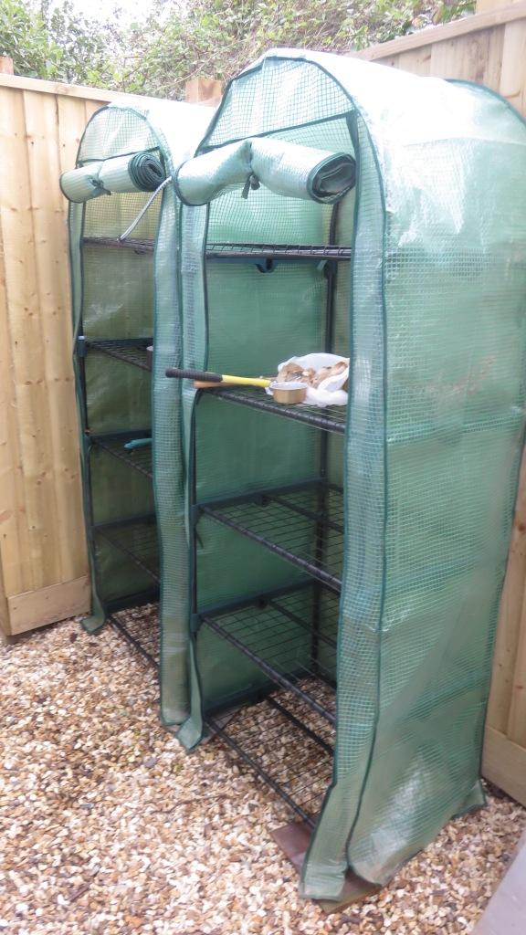 Greenhouses flimsy