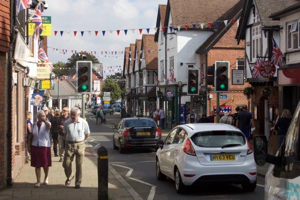 Lyndhurst High Street 1