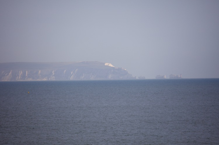 Isle of White, The Neeles, and lighthouse