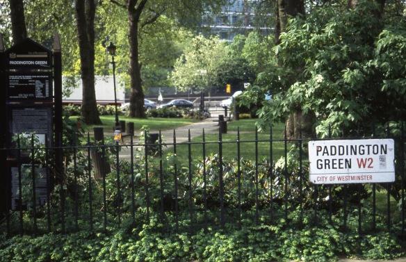 Paddington Green W2 5.o4