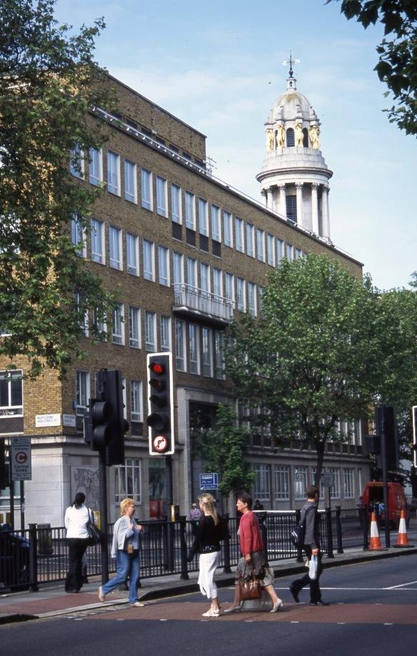 Marylebone Road/Marylebone High Street NW1 5.04