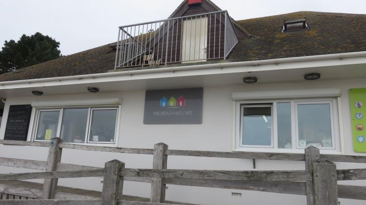 The Beach Hut cafe