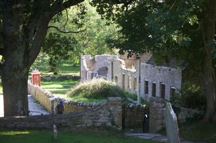 Tyneham Village 3