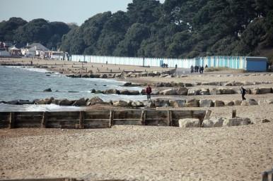 Friars Cliff Beach
