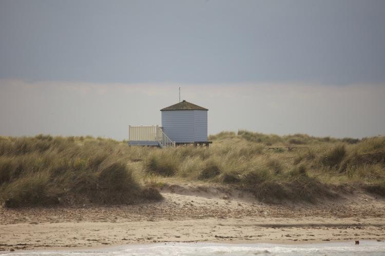 Lifeguards hut