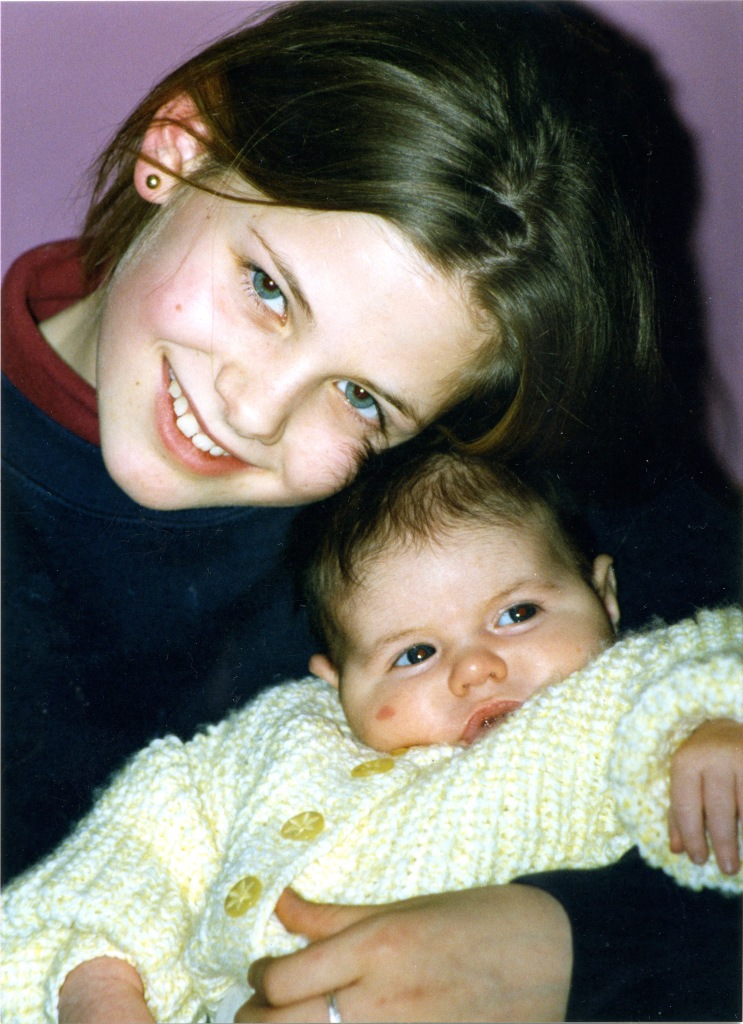 Louisa and Emily 12.93