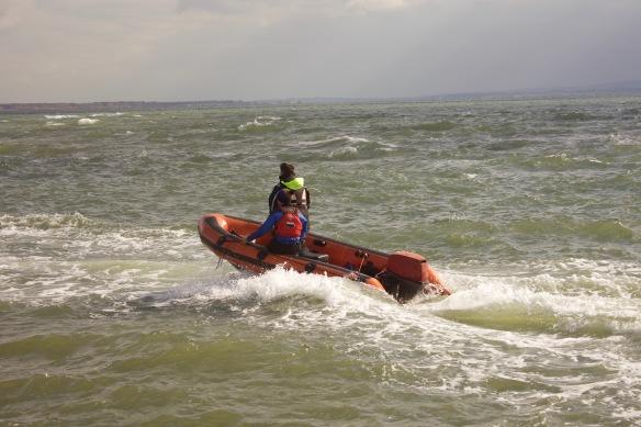 Motor dinghy 2