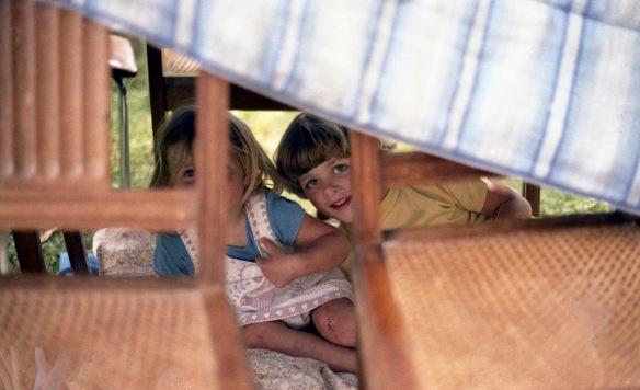 Sam and Louisa 1985 1