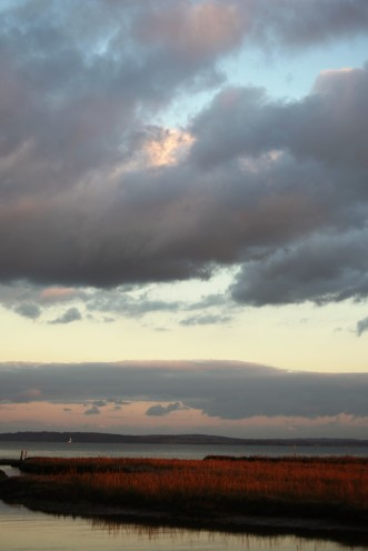 Skyscape and Isle of Wight