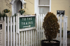 Holmsley Station Tea Rooms