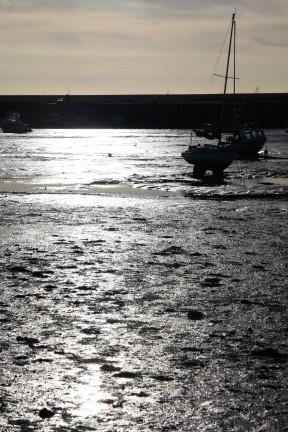 Boats, shallows