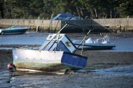Boat wreck
