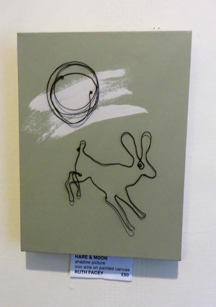 Hare wire picture
