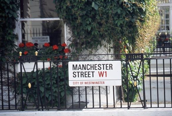 Manchester Street W1 5.04
